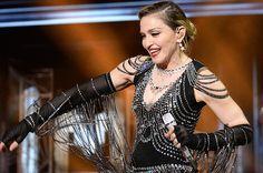 Billboard - Madonna's Rebel Heart Tour Hits Motor City: 'Detroit Is Making a Comeback, People'