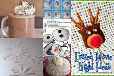 Frozen Movie Night Ideas and Inspiration | Home is Where the Mouse is #Frozen #Party