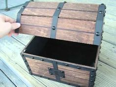 DIY zelda chest