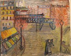 Montmartre Paris _Obba Adel