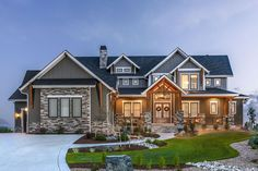Best House Plans, Dream House Plans, House Floor Plans, Dream Houses, House Plans With Porches, Custom House Plans, Family House Plans, Luxury House Plans, Luxury Houses