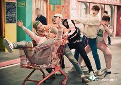 B.A.P | 'Feel So Good' MV shooting scene!
