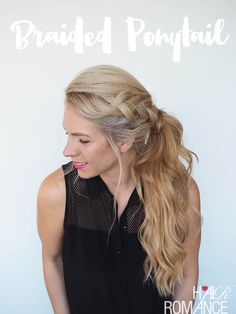 Sometimes you find yourself in a hair rut. Wearing the same style every day is boring so try this braided ponytail tutorial for a fun twist on a simple style. Why not take your regular ponytail and dress it up with a Dutch braid. A Dutch braid is the reverse of a French braid. It's...Read More »