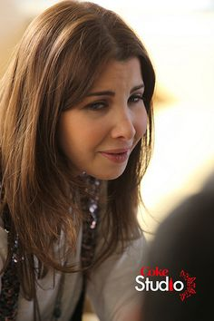 Nancy Ajram & Jose Galvez Post Episode Coke Studio S01