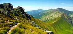 DONE: Tatra Mountains: Bystra 2248m  (July 2015)