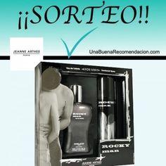 SORTEO DE NAVIDAD: ESTUCHE REGALO ROCKY MAN JEANNE ARTHES