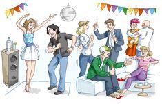 Más tamaños   Party   Flickr: ¡Intercambio de fotos!