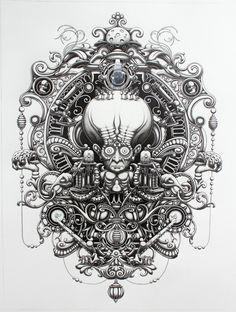 New work by Joe Fenton – The Herd
