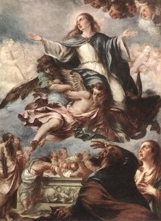 Juan de Valdes Leal - Assumption of the Virgin