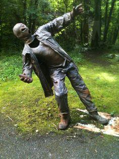 Mike Roles Broomhill Sculpture Garden
