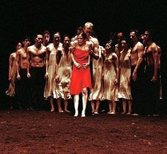 Pina Bausch – choreographer, artist, extraordinaire (1940-2009)