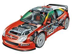 Citroën Xsara WRC '2001–06