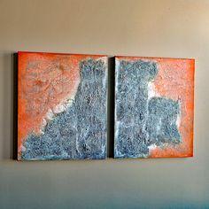 Artwork created by contemporary artist M Degelman