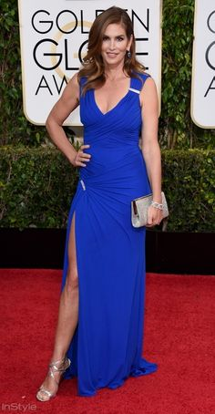 Cindy Crawford Versace