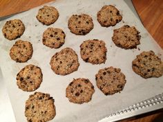 IMG_2898 Paleo, Cookies, Food, Crack Crackers, Biscuits, Essen, Beach Wrap, Meals, Cookie Recipes