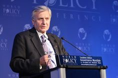 WPC 2010, Marrakech - Jean-Claude Trichet, President, European Central Bank