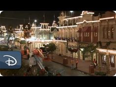 Video of Magic Kingdom being transformed from Halloween to Christmas decorations in hours