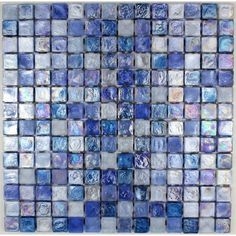 1000 images about mosaique bleu on pinterest credence cuisine cuisine and sky. Black Bedroom Furniture Sets. Home Design Ideas
