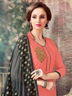 41 Latest neck designs for kurtis with collar Salwar Neck Patterns, Neck Patterns For Kurtis, Salwar Neck Designs, Kurta Neck Design, Kurta Designs Women, Collar Kurti Design, Chudidhar Designs, Chudidhar Neck Designs, Neck Designs For Suits