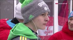 Domen Prevc in Willingen, Germany (Smol litte puppy listening to music, while eating (? Ski Jumping, Ultimate Collection, Slovenia, Jumpers, Breathe, Skiing, Winter Hats, Live, Sports