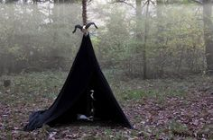 La Loba - Besuch bei der Knochenfrau // meeting the bone woman, Samhain