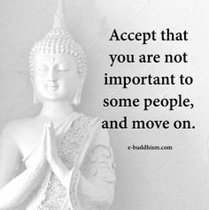 As they are not important to you..
