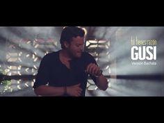 GUSI - Tú tienes razón (versión bachata) - YouTube