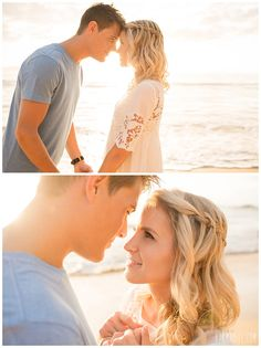 Engagement Portraits in Hawaii by Karma Hill Photography