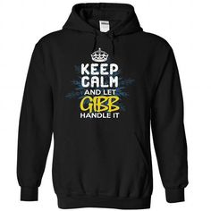 Keep Calm and Let GIBB Handle It