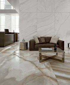 Rivestimenti marmo in gres porcellanato levigato: Alabastri di Rex