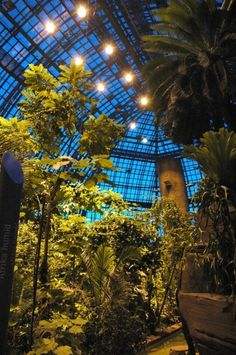 Botanic Garden and the Botanical Museum Berlin-Dahlem - Berlin, Germany