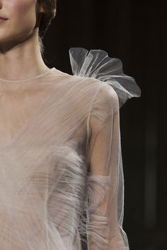 tulle detail