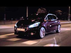 Vidéo Présentation Peugeot 208 XY (2013)