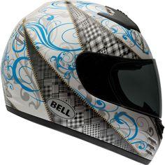 Bell Helmets Arrow Zipped Full Face Helmet
