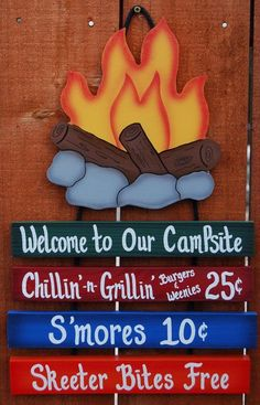 Check out the best RV and Camping Signs. 92 signs that will make you laugh, smile and cheer. You've Got To See These Awesome RV Signs.