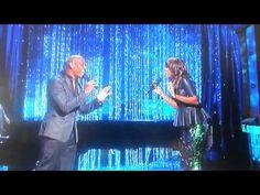 Tyrese & Leandria (Celebration of Gospel 2013) - YouTube