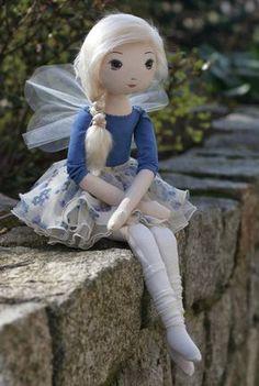 :: Crafty :: Cloth Doll :: RomaSzop