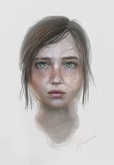 Ellie-The Last of Us - Imgur