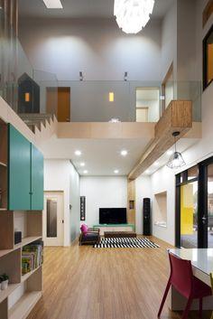 Galeria de Casa-em-T Iksan / KDDH architects - 8