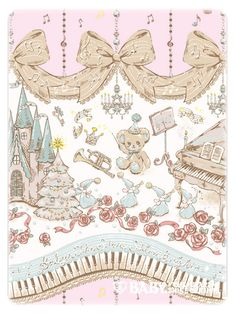 Quintet of Fairies~Dreaming night~ Cantabile JSK
