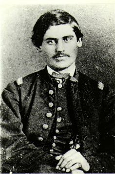 """Jacob Parrot and the """"Great Locomotive Chase"""" (Awarded the very first Medal of Honor) Civil War Congressional Medal of Honor Recipient. During the Civil War, he served as a member of Company K, 33d Ohio Volunteer Infantry. Jacob, along with 22 other..."""