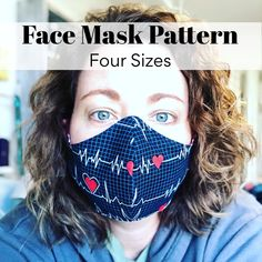 no sew face mask pattern \ no sew face mask ; no sew face mask diy ; no sew face mask bandana ; no sew face mask pattern ; no sew face mask tshirt ; no sew face mask tutorial ; no sew face mask from tshirt ; no sew face mask from bandana Easy Face Masks, Homemade Face Masks, Diy Face Mask, Mens Face Mask, Sewing Hacks, Sewing Projects, Sewing Tips, Diy Projects, Sewing Tutorials