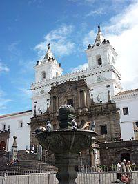 Quito, 2820msnm con gente de buen corazón.