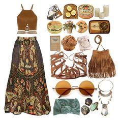 Mode Hippie, Mode Boho, Hippie Chic, Hippie Goth, Hippie Life, Boho Chic, Mode Outfits, Chic Outfits, Fashion Outfits