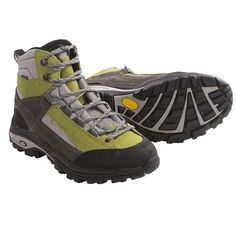 Hanwag Saponi Gore-Tex® Hiking Boots - Waterproof, Cordura® (For Women) in Pistacchio