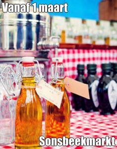 Vanaf zondag 6 maart is het weer zover: iedere eerste zondag van de maand: de Sonsbeekmarkt. Hier vind je streekgebonden en biologische producten. Het aanbod is iedere maand anders en loopt door in de winter. Locatie: in de directe omgeving van het watermuseum in het Sonsbeekpark. Info: www.sonsbeekmarkt.nl
