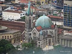 Catedral de Santos.
