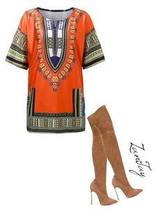 """Untitled #15"" by zantay on Polyvore featuring Casadei"