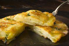 NYT Cooking: Crisp Potato Cake (Galette de Pomme de Terre)