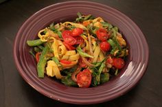 """Since I've been back on Jenny, I'm back on my kick of creating inventive """"volumized"""" creations using Jenny cuisine. To see my full listing of Jenny Volumizing Recipes, click here. To see my latest creation, see below! This recipe really transformed the fettuccine from its original state. You almost can't even tell that it was...Read More »"""